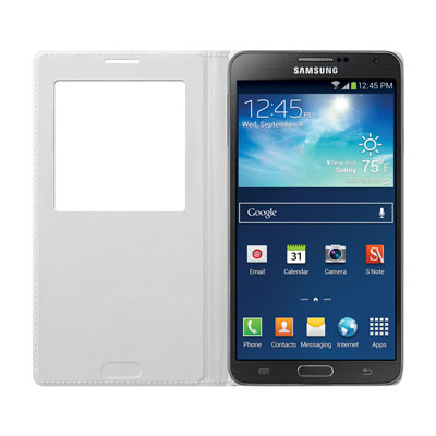 S-View Flip Cover Galaxy Note 3