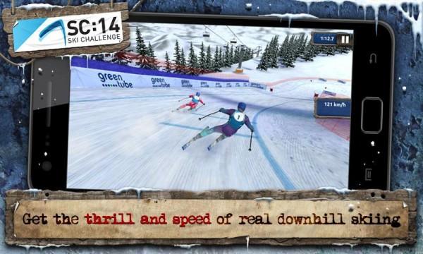 Ski challenge1