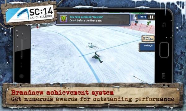Ski challenge2