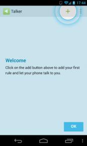 The Talker App
