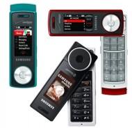 Samsung Juke a podivný vzhled MP3 přehrávače.