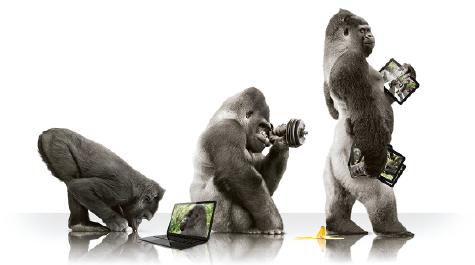 Ochrané sklo Gorilla Glass se podrobilo testům Bořičů mýtů