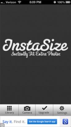 InstaSize Legacy