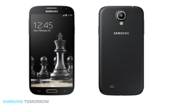 Samsung Galaxy S4 Black Edition 1