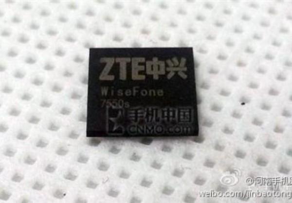 ZTE WiseFone 7550s