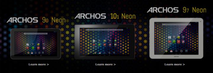 archos neon