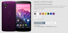 nexus 5 new color 5