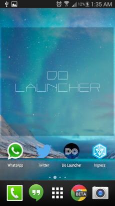 DO Launcher 3