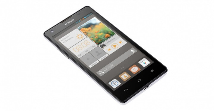 Huawei Ascend G700 render