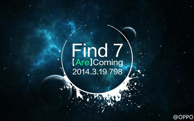 Oppo Find 7 teaser 1