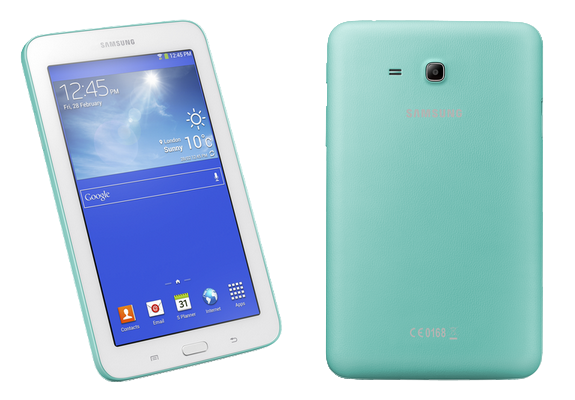 Samsung Galaxy Tab 3 7.0 Lite modra