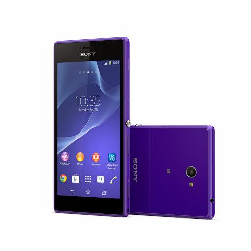 Sony Xperia M2 1