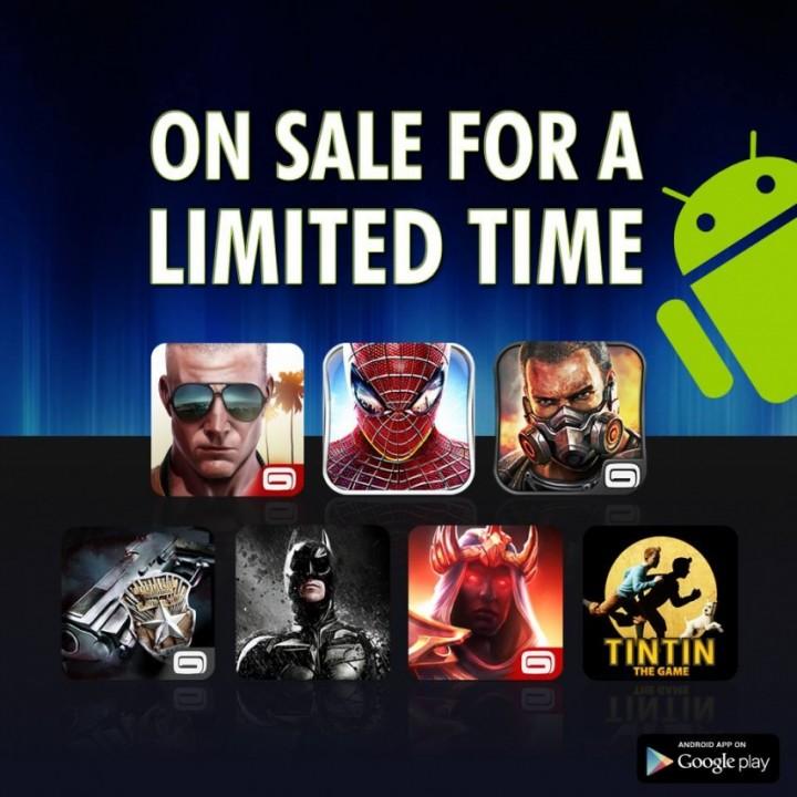 Gameloftдля Android