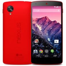 nexus 5 red