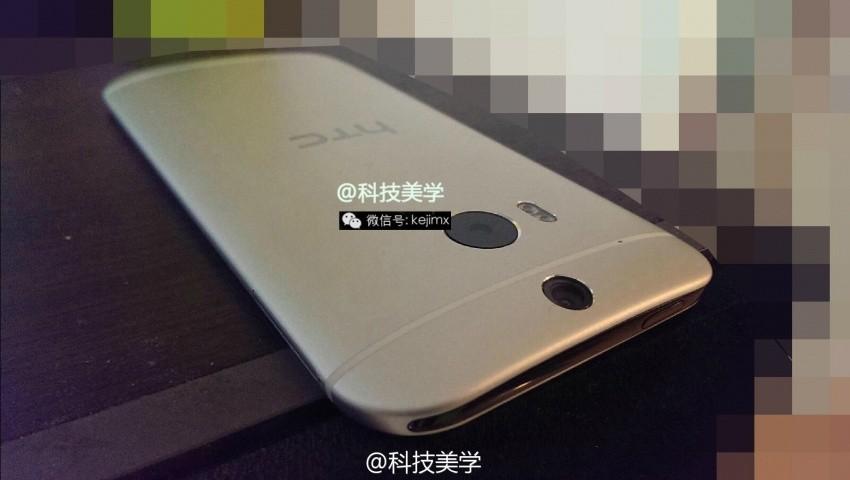 Nové fotografie a benchmarkový výsledek nového HTC One