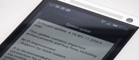 Android 4.4.2 KitKat - HTC One
