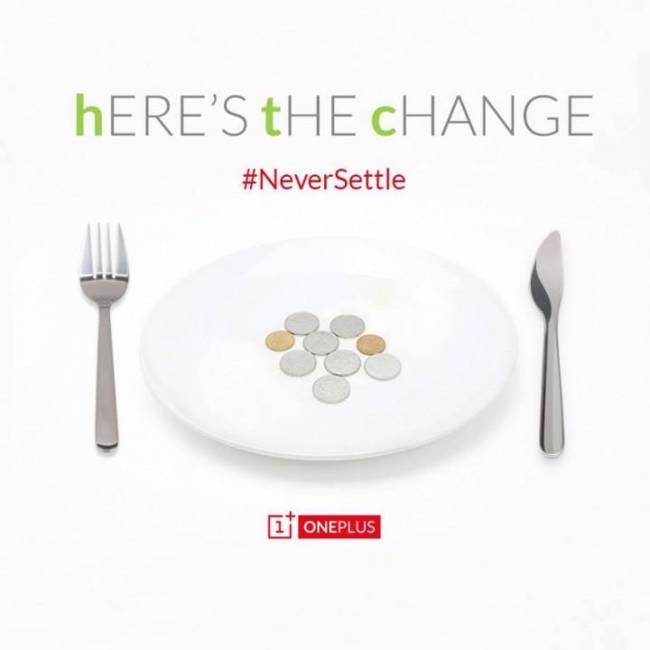 OnePlus neversettle2