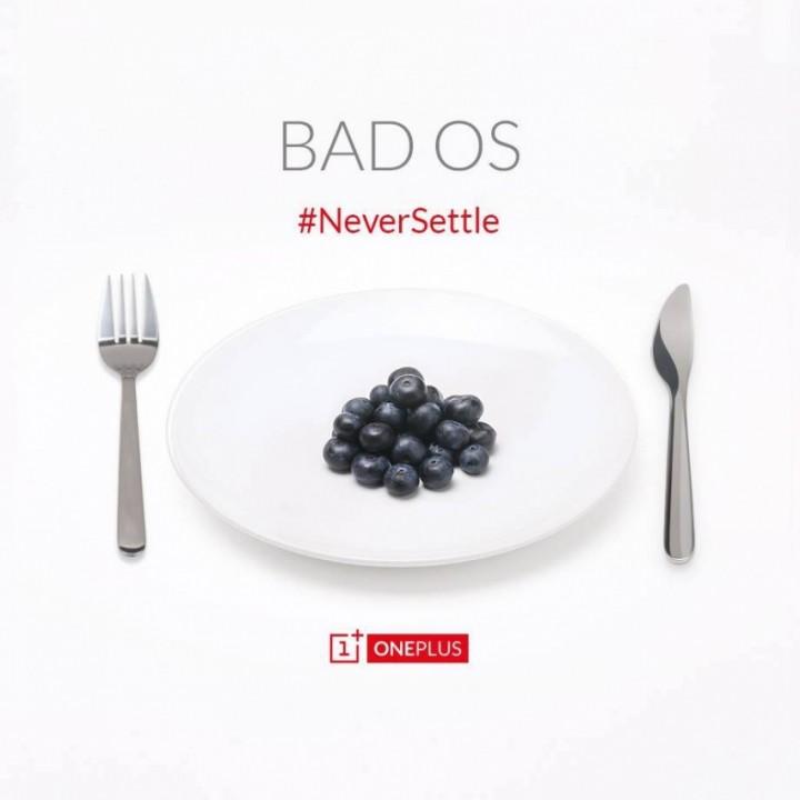 OnePlus neversettle5
