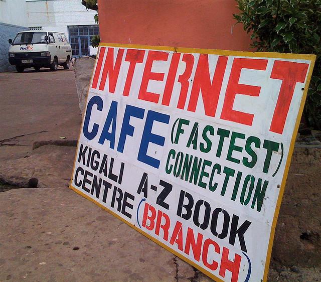 Rwanda internet
