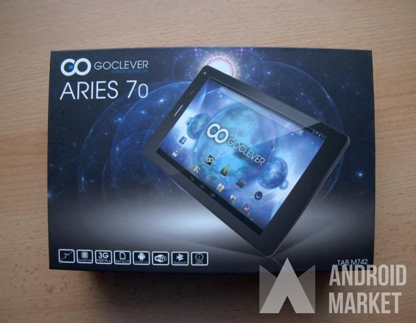 GoClever Aries 70 - 7″ tablet se čtyřjádrem za super cenu [RECENZE]