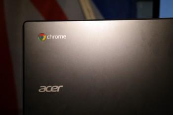 Chromebook Acer C720P 8