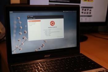 Chromebook Acer C720P 13