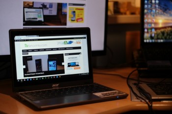 Chromebook Acer C720P 14