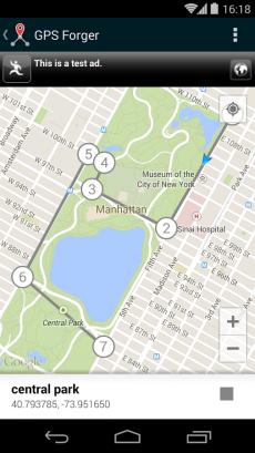 Fake GPS Location2