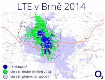 O2 LTE Brno