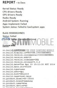 Samsung-Galaxy-S3-Dev-Report