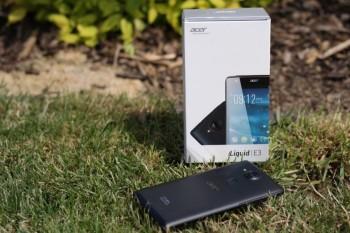 Acer Liquid E3 6