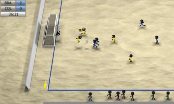 Stickman Soccer4