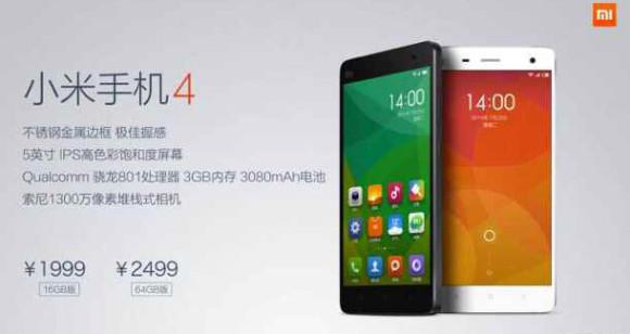 xiaomi-mi4-ceny