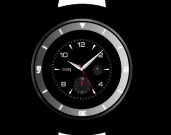 LG R watch
