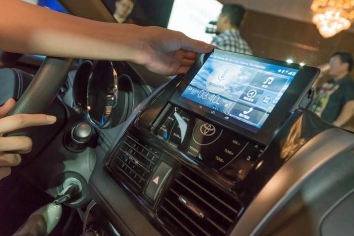 Toyota Nexus 7