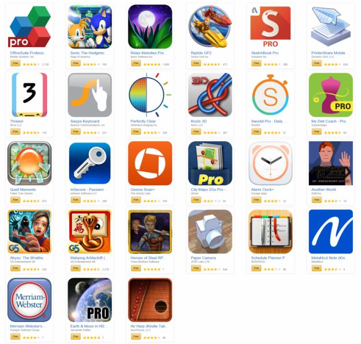 Amazon - aplikace zdarma