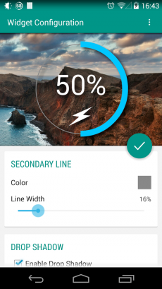 Battery Widget Reborn 5