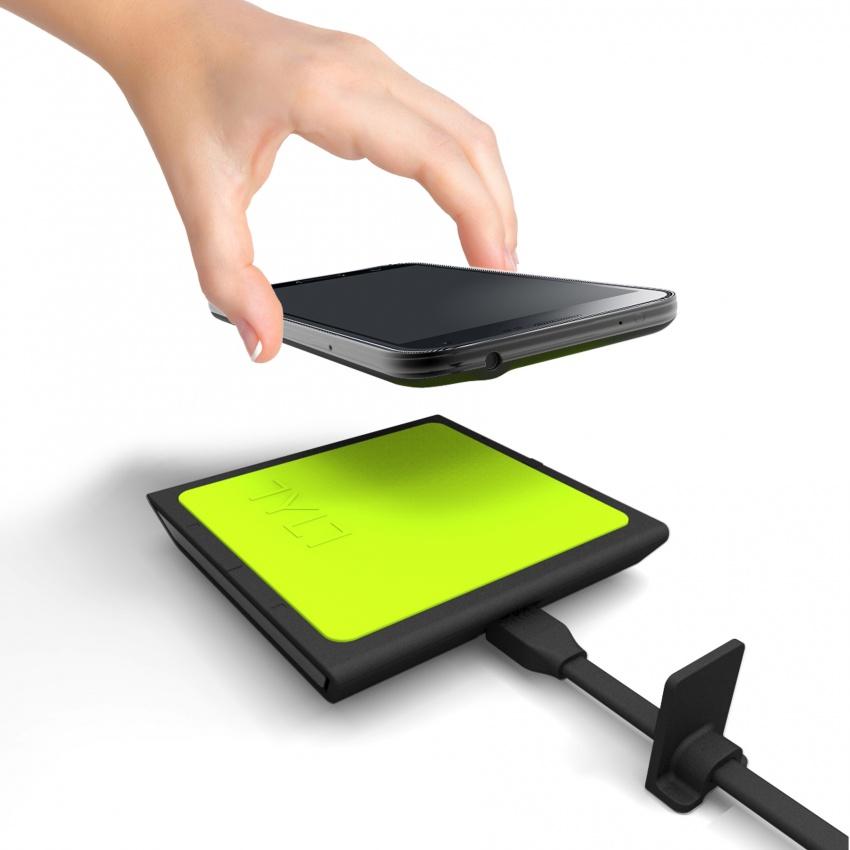 Tylt ohlašuje nové bezdrátové nabíječky pro chytré telefony s velkými obrazovkami