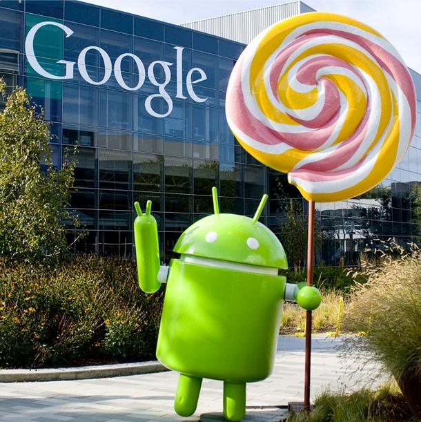 Android 5.0 Lollipop přichází o dlouholetou animaci při zamknutí obrazovky