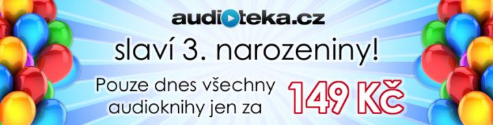 Audioteka akce
