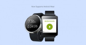 Endomondo-Android-Wear