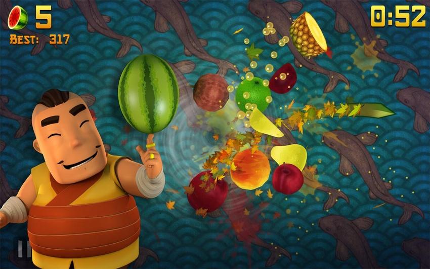 Fruit Ninja2