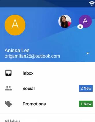GMail 5.0 nabídne synchronizaci externích emailových účtů[video]