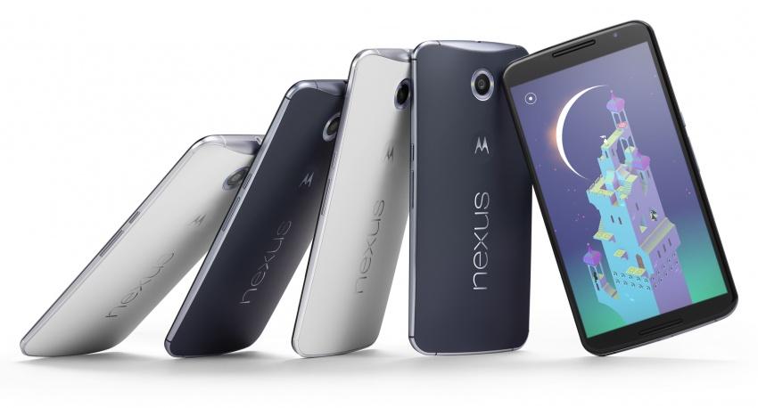 Nexus 6 byl vyprodán za 30 vteřin