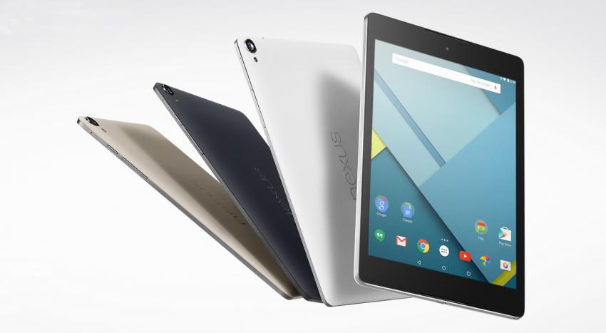 Nexus 9 Google