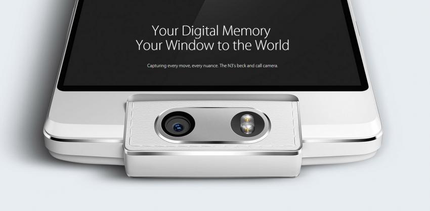 Oppo N3 camera