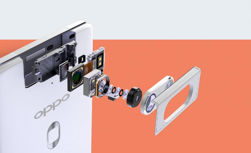 Oppo N3 kamera