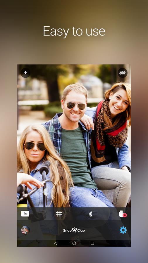 Tip na aplikaci: Snap Clap - sepnutí spouště fotoaparátu na tlesknutí