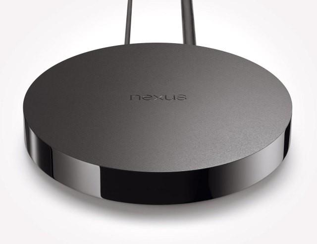 Google představil Nexus Player, první Android TV