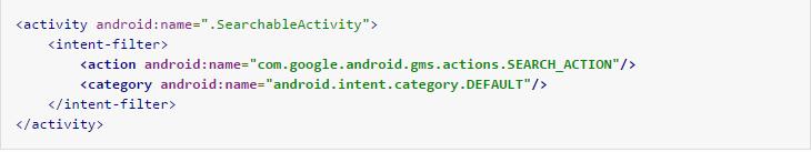 ok google code